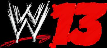 WWE 13 Logo PNG