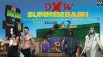 DXW SummerBash 2K18