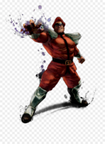 53-539211 m-bison-street-fighter-iv-hd-png-download