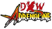 DXW Monday Night Adrenaline (Logo 1)
