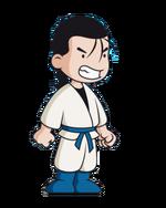 Xilam - Shuriken School - Daisuke Togakame - Character Profile Picture