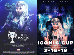 Iconic cup 2019