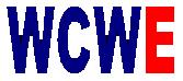 Wcwe logo