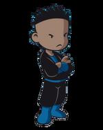 Xilam - Shuriken School - Jimmy B. - Character Profile Picture