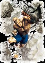 Sagat (Street Fighter)
