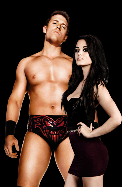 paige wrestler dating