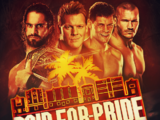 EAW Pain for Pride 9
