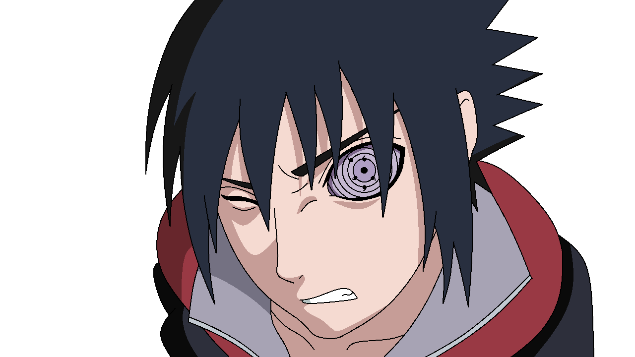 Sasuke Rinnegan The Kakashi