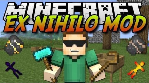 Minecraft Mods Ex Nihilo Mod Modded Skyblock Companion 1.6