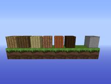 All barrel types sc