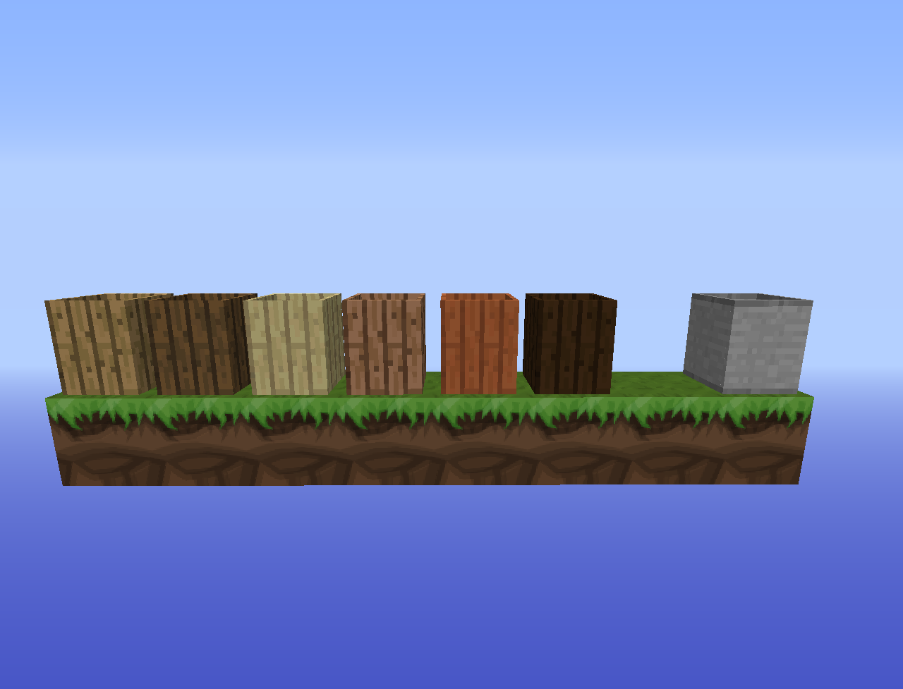 Barrels | Ex Nihilo (Minecraft) Wiki | FANDOM powered by Wikia