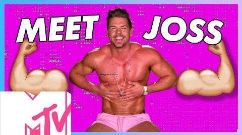 EX ON THE BEACH SEASON 5 MEET JOSS MTV UK
