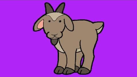 JumpStart Toddlers (1996) - Peek-A-Boo Goat Song