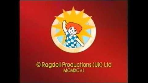 The History of Ragdoll Limited (UK) (1984-2000)