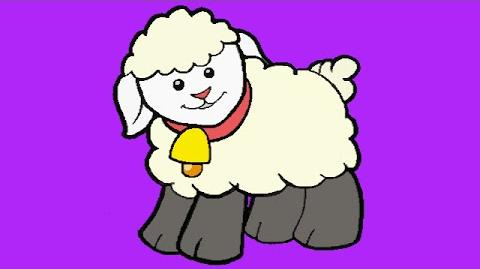 JumpStart Toddlers (1996) - Peek-A-Boo Sheep Song