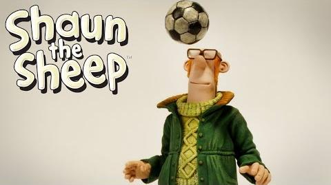 Farmer Keepy Uppy - Shaun the Sheep
