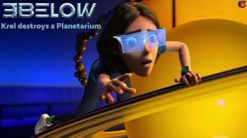 Krel destroys a Planetarium 3 Below