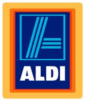 Aldi present logo
