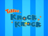 Tillie Knock Knock