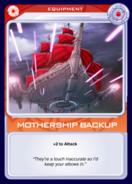 Mothership Backup