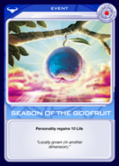 Season of the Godfruit