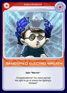 Sanctified Electro Wreath
