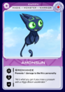 Amonsun card