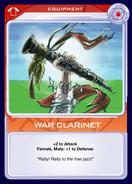 War Clarinet