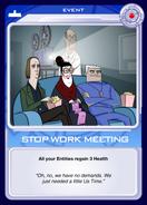 Stop Work Meeting