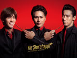 THE Sharehappi from Sandaime J Soul Brothers from EXILE TRIBE