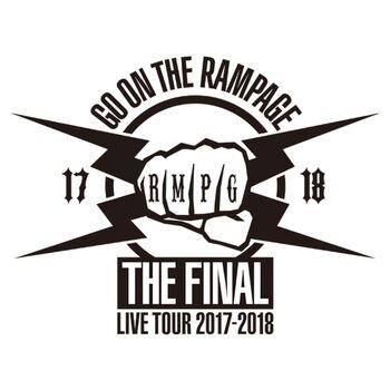 ''THE FINAL'' tour logo