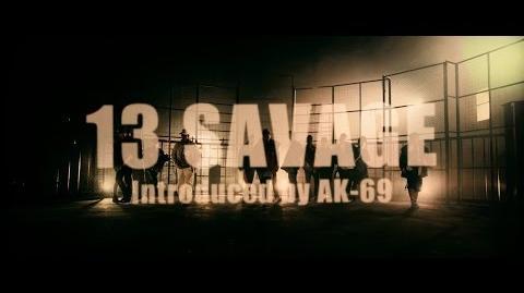 13 SAVAGE