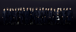 EXILE TRIBE - HIGH & LOW BEST ALBUM promo