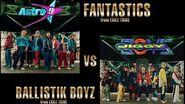FANTASTICS from EXILE TRIBE vs BALLISTIK BOYZ from EXILE TRIBE - SHOCK THE WORLD