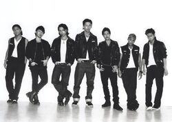 Sandaime J Soul Brothers - FIGHTERS promo