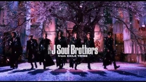 Sandaime J Soul Brothers from EXILE TRIBE - S.A.K.U.R.A