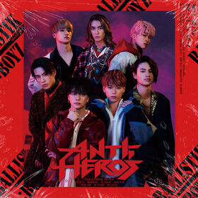 BALLISTIK BOYZ - ANTI HERO'S DVD cover