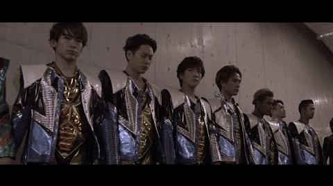 Sandaime J Soul Brothers from EXILE TRIBE - Born in the EXILE