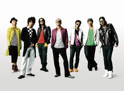 EXILE - EXILE ENTERTAINMENT BEST promo 2