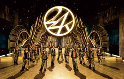 EXILE TRIBE - 24karats TRIBE OF GOLD promo