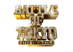 BATTLE OF TOKYO logo