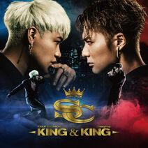 EXILE SHOKICHI vs CrazyBoy - KING&KING regular