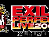 "EXILE LIVE TOUR ""EXILE PERFECT LIVE 2008"""