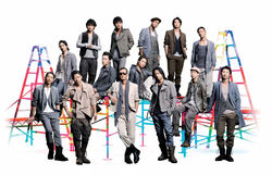 EXILE - Each Other's Way ~Tabi no Tochuu~ promo