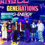 GENERATIONS - G-ENERGY cover