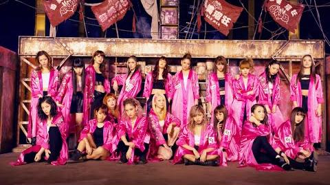 E-girls - STRAWBERRY Sadistic (Music Video) from HiGH & LOW ORIGINAL BEST ALBUM