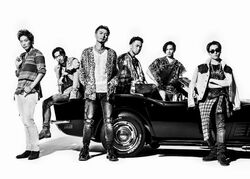 EXILE THE SECOND - ROUTE 66 promo 2