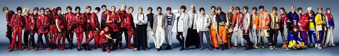 Jr EXILE - BATTLE OF TOKYO promo