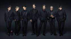 Sandaime J Soul Brothers - THE JSB WORLD promo
