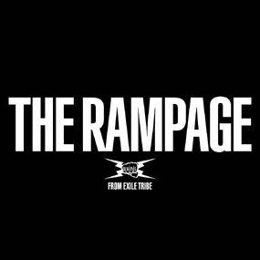THE RAMPAGE - THE RAMPAGE cover
